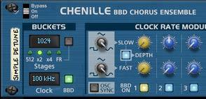 91 - Chenille BBD Chorus RE