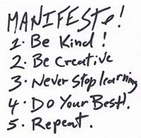 The Musician's Manifesto