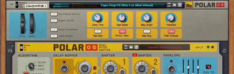 87 - Polar Tape Stop Effect