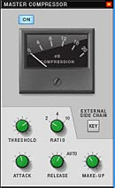 Final adjustments with the Master Compressor